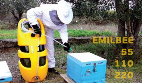 Φορητές Δεξαμενές Διέγερσης- Τροφοδοσίας μελισσών